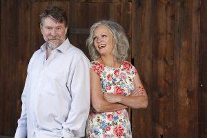 Jill Morris & HusBAND