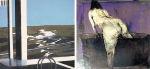 Erhard Michel: Malerei Verkaufsausstellung