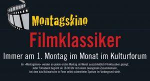 Filmclub Montagskino – Filmklassiker