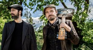 """Tim Lothar & Holger """"HoBo"""" Daub"""