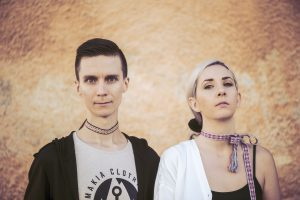 J-P Piirainen & Venla Ilona Blom: Nordic Guitar Music meets Beatboxing