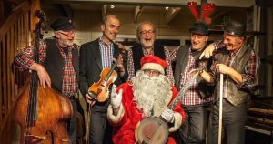 "Appeltown Washboard Worms – ""Appeltowns Christmas"""